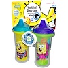 Munchkin, Nickelodeon, SpongeBob Squarepants, Insulated Sippy Cups, 9 oz (266 ml) Each (Discontinued Item)