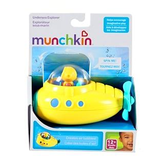 Munchkin, Подводный исследователь