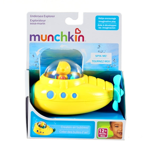Munchkin, Undersea Explorer  (Discontinued Item)