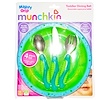 Munchkin, Mighty Grip, Toddler Dining Set, 18+ Months, 4 Piece Set (Discontinued Item)