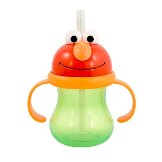 Munchkin, Elmo, Character Cup - 1pk, 8 oz, Color May Vary