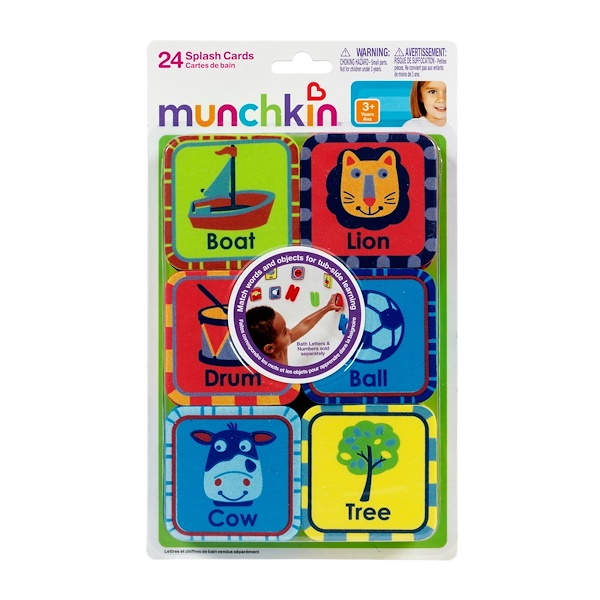 Munchkin, 24 Splash Cards, 3 + Years  (Discontinued Item)