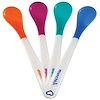Munchkin, White Hot Safety Spoons, 4 Pack (Discontinued Item)