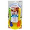 Munchkin, Набор детской посуды Love-a-Bowls, 10 предметов в наборе