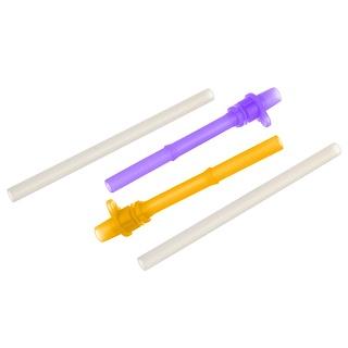 Munchkin, Запасные Трубочки с Защитой от Протекания, 2 в упаковке