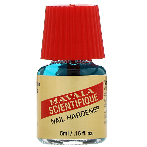 Mavala Scientifique, Nail Hardener, .16 fl oz (5 ml)
