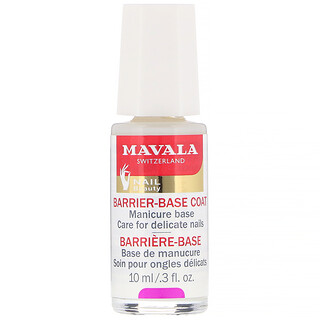 Mavala, Barrier-Base Coat, .3 fl oz (10 ml)