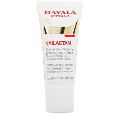 Купить Mavala Питательный крем для ногтей Nailactan, 15мл