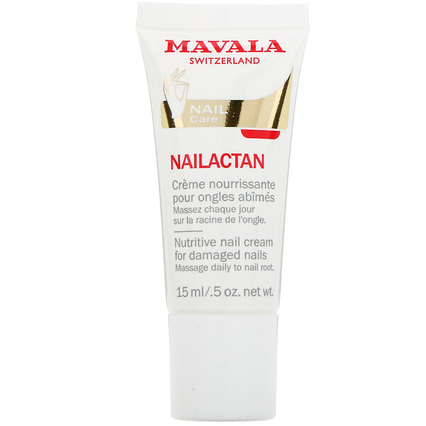 Nailactan, Nourishing Nail Cream, 0.5 oz (15 ml)
