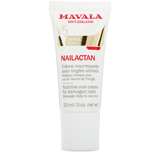 Mavala, Nailactan, Nourishing Nail Cream, 0.5 oz (15 ml) отзывы
