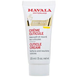 Mavala, Cuticle Cream, 0.5 oz (15 ml)