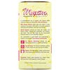 Maxim Hygiene Products, Organic Cotton Plastic Applicator Tampons, Regular,  16 Count