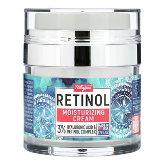 Maryann Organics, Retinol, Moisturizing Cream, 1.7 fl oz (50 ml)