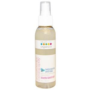 Нэйчерс Бэйби органикс, Aromatherapy Calming Spray, Lovely Lavender, 4 oz (118.3 ml) отзывы покупателей