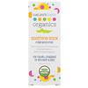 Nature's Baby Organics, Soothing Stick, Fragrance Free, 0.63 oz (17.9 g)