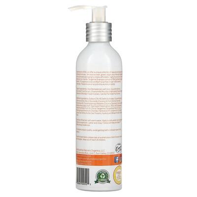 Nature's Baby Organics Shampoo & Body Wash, Vanilla Tangerine, 8 oz (236.5 ml)