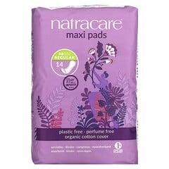Natracare, Maxi 衛生巾,常規,14 片