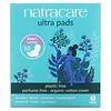 Natracare, Ultra Pads, Binden, lang, 10Binden