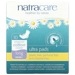Natracare, 超級衛生護墊,10 片