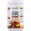 Naturade, Total Soy, Substituto de Refeições, Chocolate Bávaro, 17,88 oz (507 g)