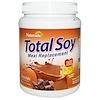 Naturade, トータルソイ、ミールリプレイスメント、チョコレート味、19.05 oz (540 g)