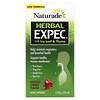 Naturade, ハーバルEXPEC(エクスペック)、気になるイガイガをハーブでスッキリ、天然チェリー味、125ml(4.2液量オンス)