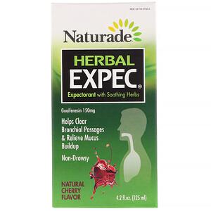 Herbal EXPEC, Herbal Expectorant, Natural Cherry Flavor, 4.2 fl oz (125 ml) отзывы покупателей