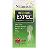 Naturade, Herbal Expec, Natural Cherry Flavor, 8.8 fl oz (260 ml)