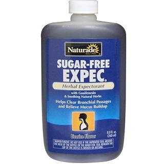 Naturade, Sugar-Free Expec,  Licorice Flavor, 8.8 fl oz (260 ml)