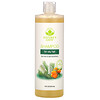 Nature's Gate, Tea Tree & Sea Buckthorn Shampoo for Oily Hair, 16 fl oz (473 ml)
