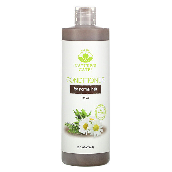 Herbal Conditioner for Normal Hair, 16 fl oz (473 ml)