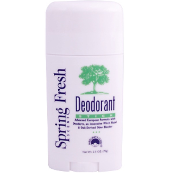 Nature's Gate, Deodorant Stick, Spring Fresh Scent, 2.5 oz (70 g) (Discontinued Item)