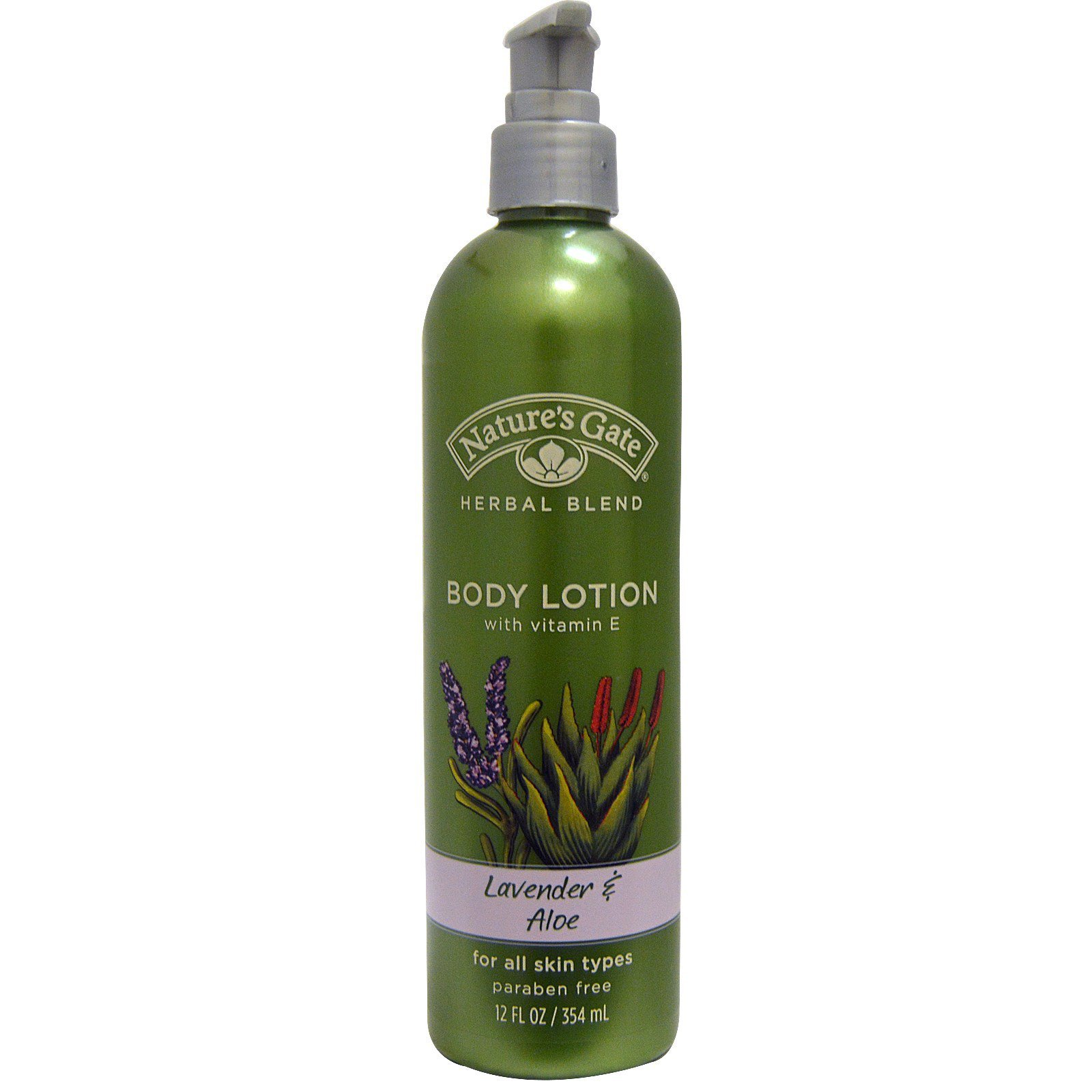 Nature S Gate Herbal Blend Body Lotion Lavender Amp Aloe