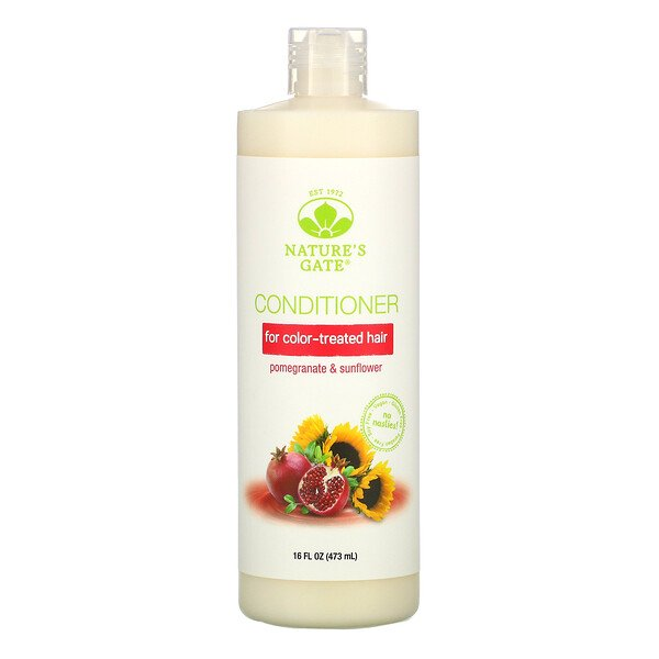 Pomegranate & Sunflower Conditioner for Color-Treated Hair, 16 fl oz (473 ml)