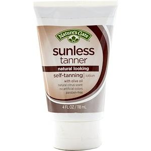Натурес гате, Sunless Tanner, Self-Tanning Lotion, 4 fl oz (118 ml) отзывы покупателей