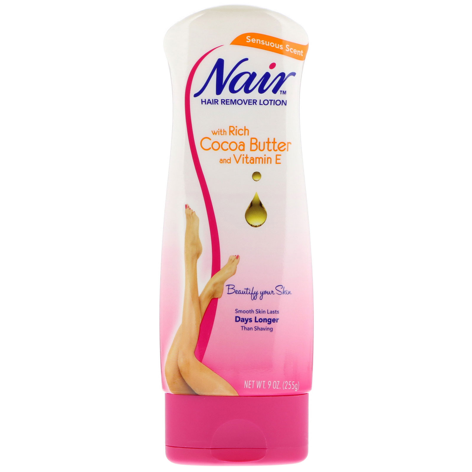 Nair Hair Remover Lotion With Rich Cocoa Butter And Vitamin E 9