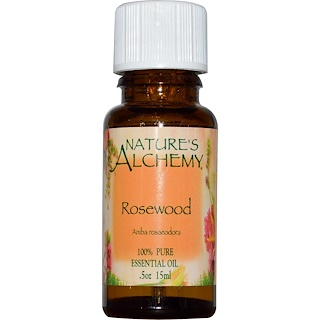 Nature's Alchemy, Rosewood, Essential Oil, .5 oz (15 ml)