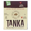 Tanka, Bar, Buffalo Meat with Cranberries, Slow Smoked Original, 12 Bars, 1 oz (28.4 g) Each