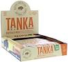 Tanka, بار، لحم الجاموسِ بالتوت البري، التفاح وقشر البرتقال، 12 قطعة، 1 أوقية (28.4 غرام) لكل قطعة