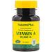 Витамин А, 10000 МЕ, 90 таблеток - изображение