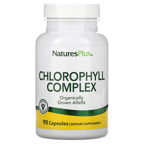 Chlorophyll Complex, 90 Capsules