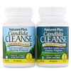 Nature's Plus, Candida Cleanse, 7 Day Program, 2 Bottles, 28 Capsules Each