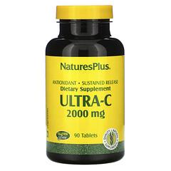 Nature's Plus, Ultra-C,2,000 毫克,90 片