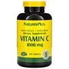 Nature's Plus, Vitamin C, 1000 mg, 180 Tablets