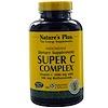 Nature's Plus, Super C Complex, 180 Veggie Caps