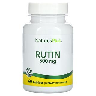 Nature's Plus, روتين، 500 ملغم، 90 قرص