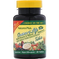 Source of Life, Multi-Vitamin & Mineral Supplement with Whole Food Concentrates, 30 Tablets - фото