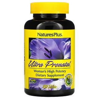 Nature's Plus, Ultra Prenatal, 180 Tablets