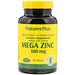Мега цинк, 100 мг, 90 таблеток - изображение