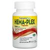 Nature's Plus, Hema-Plex, 60 Fast-Acting Vegetarian Capsules